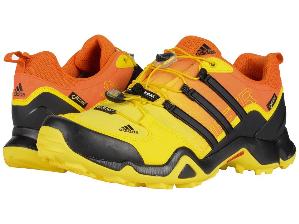 adidas Outdoor - Terrex Swift R GTX (Bright Yellow/Black/Unity Orange) Men
