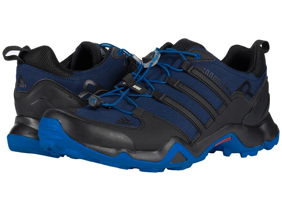 adidas Outdoor - Terrex Swift R (Collegiate Navy/Black/Shock Blue) Men