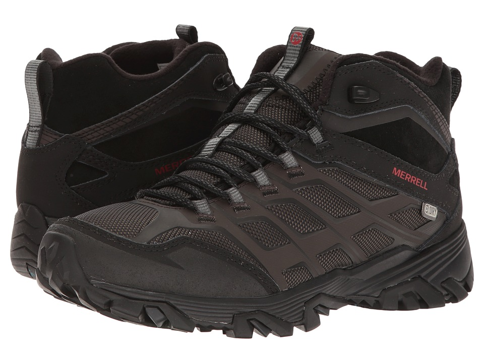 Merrell Moab FST Ice+ Thermo (Black) Men