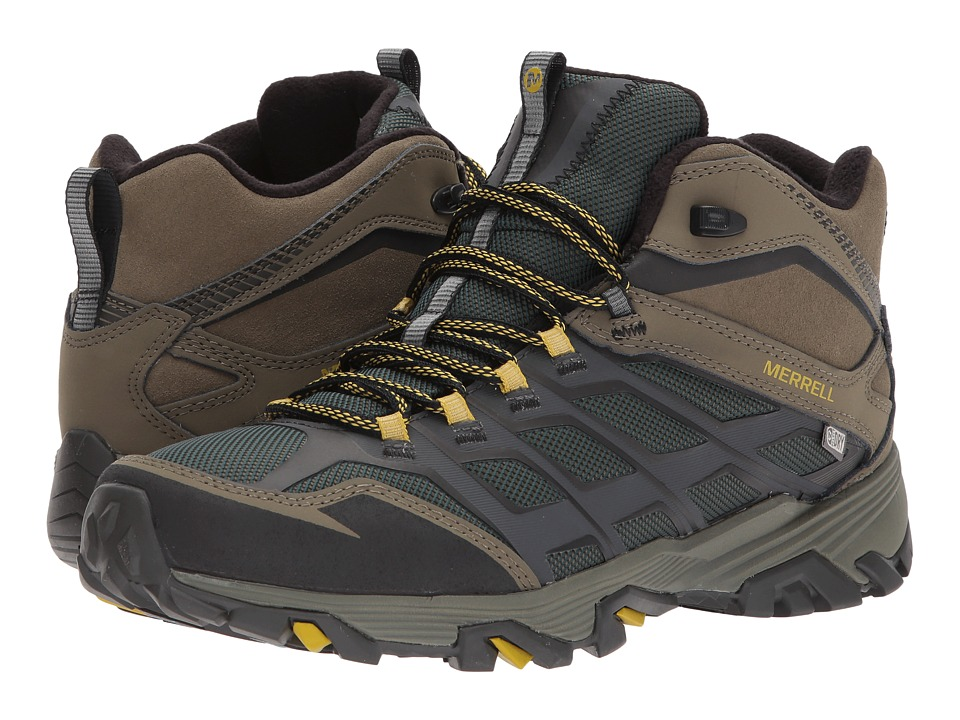 Merrell Moab FST Ice+ Thermo (Pine Grove/Dusty Olive) Men