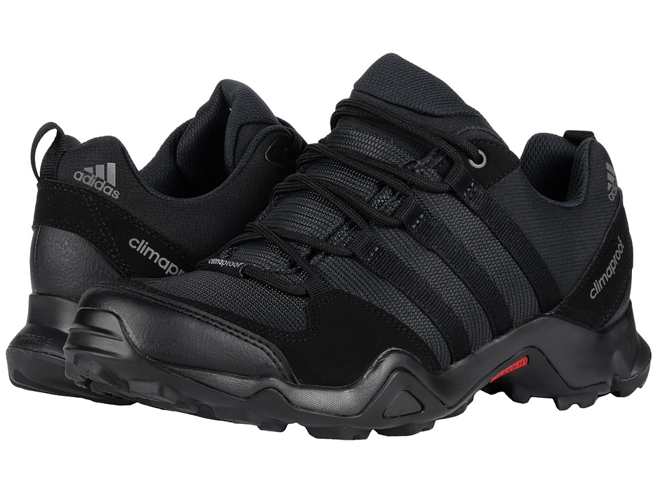Image of adidas Outdoor - AX 2 CP (Black/Granite/Dark Grey) Men's Climbing Shoes