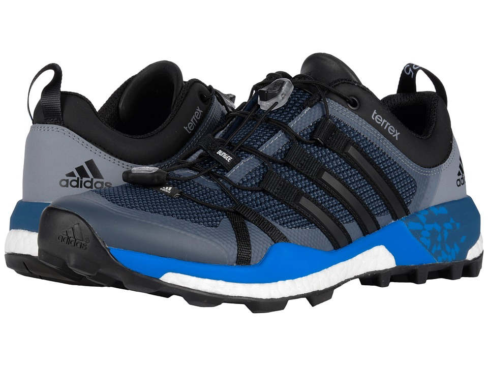 adidas Outdoor - Terrex Skychaser (Collegiate Navy/Black/Utility Blue) Men