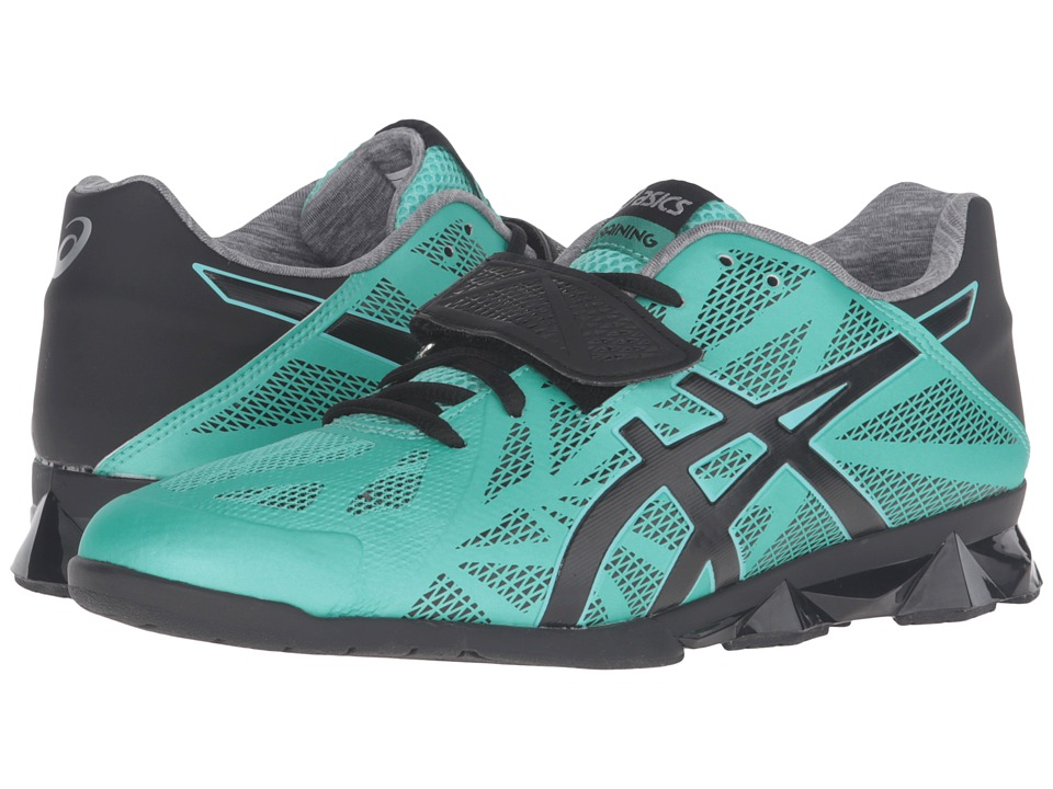 Asics Lift Master Lite (Cockatoo/Black/Silver) Women's Shoes