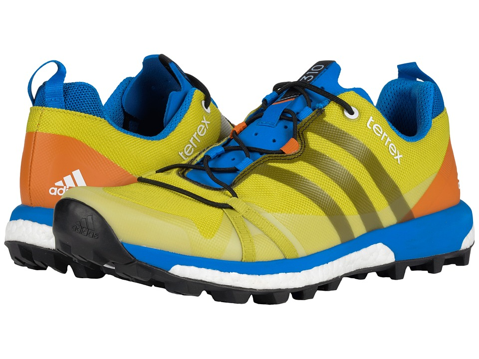 adidas Outdoor Terrex Agravic (Bright Yellow/Black/Unity Lime) Men