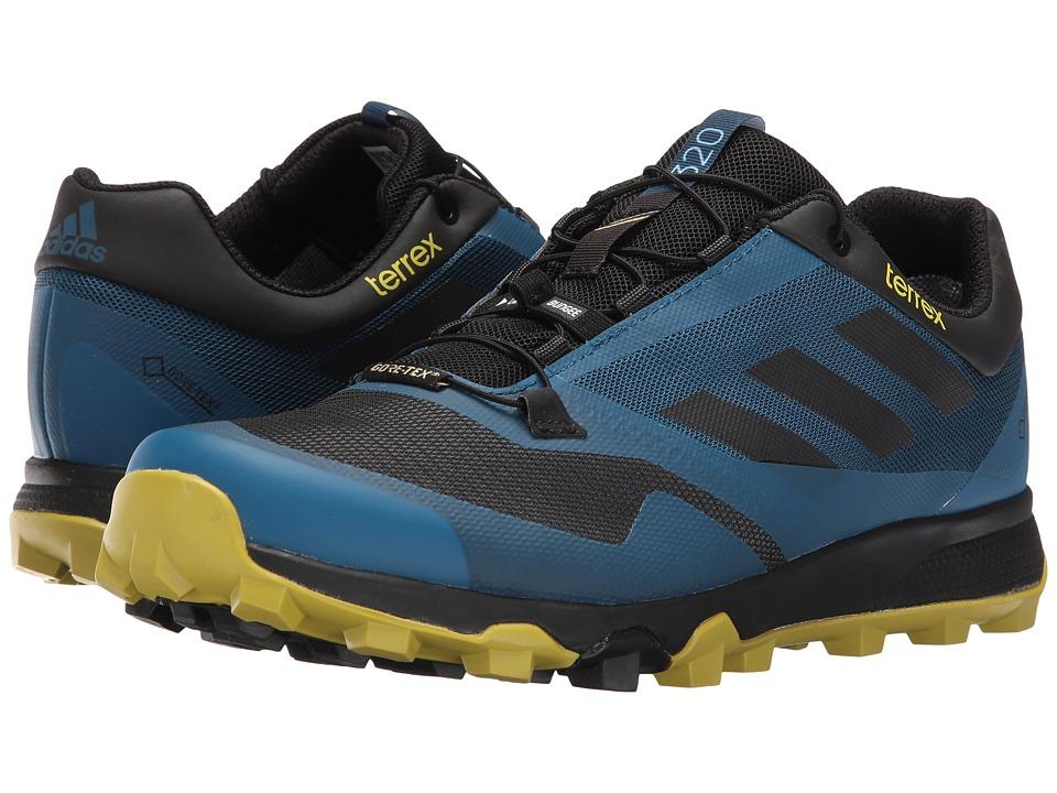 adidas Outdoor - Terrex Trailmaker GTX (Tech Steel/Black/Unity Lime) Men