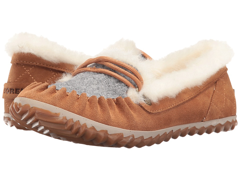 SOREL - Out N About Slipper (Elk) Womens Slippers