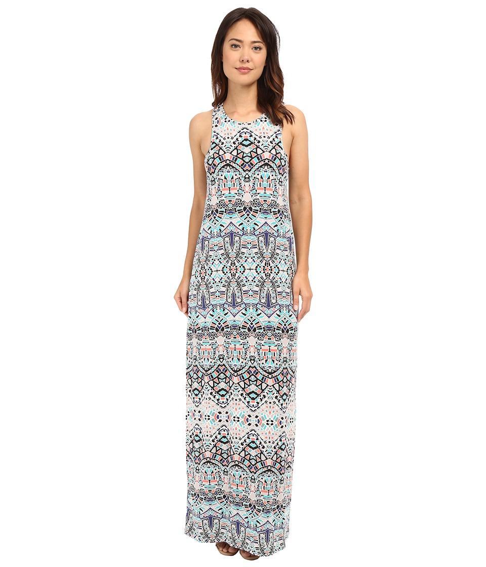 Tart Marisole Maxi Dress Ink Tiles Womens Dress