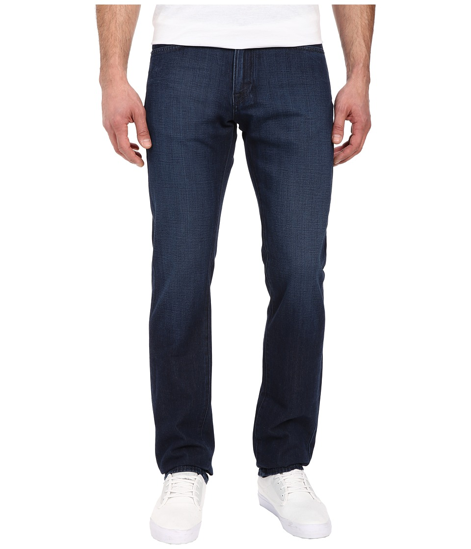 Agave Denim Gringo Classic Cut Jeans in Dark Blue Dark Blue Mens Jeans