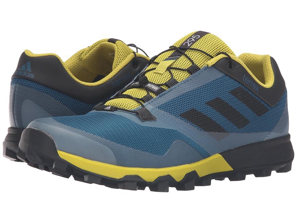 adidas Outdoor - Terrex Trailmaker (Tech Steel/Black/Unity Lime) Men