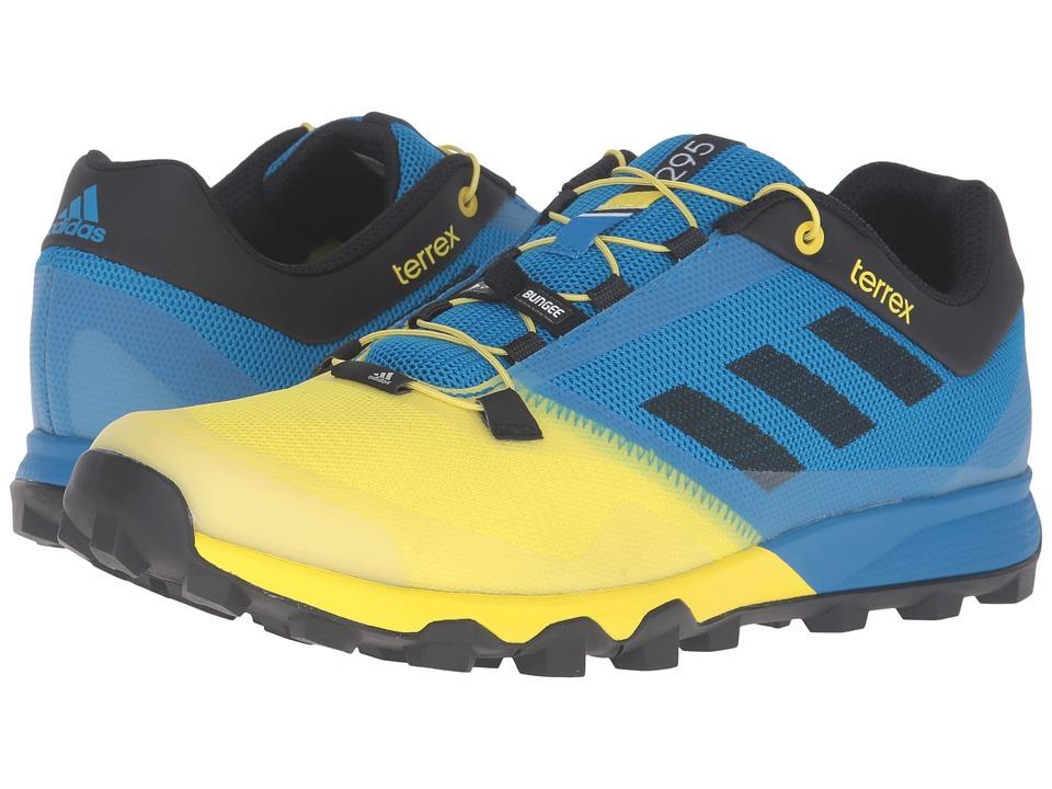 adidas Outdoor - Terrex Trailmaker (Shock Blue/White/Bright Yellow) Men