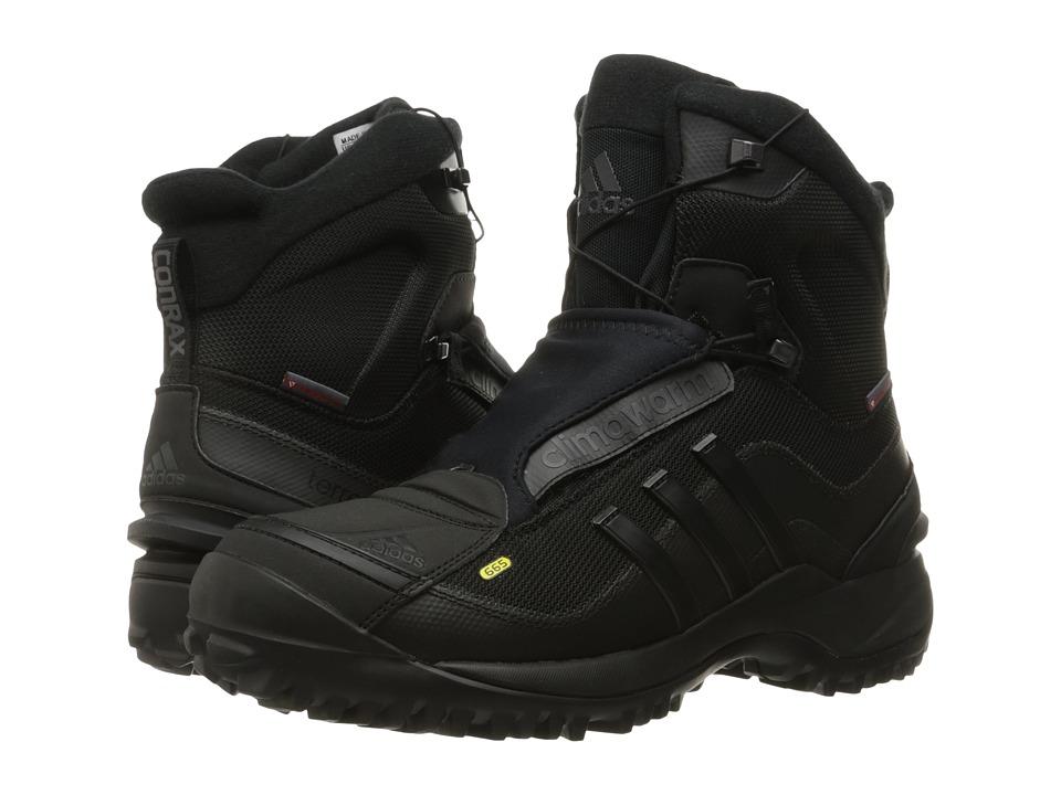 adidas Outdoor Terrex Conrax CH CP (Black/Black/Night Metallic) Men