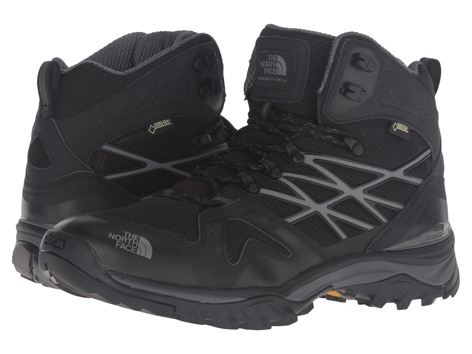 The North Face Hedgehog Fastpack Mid GTX (TNF Black/Dark Shadow Grey) Men