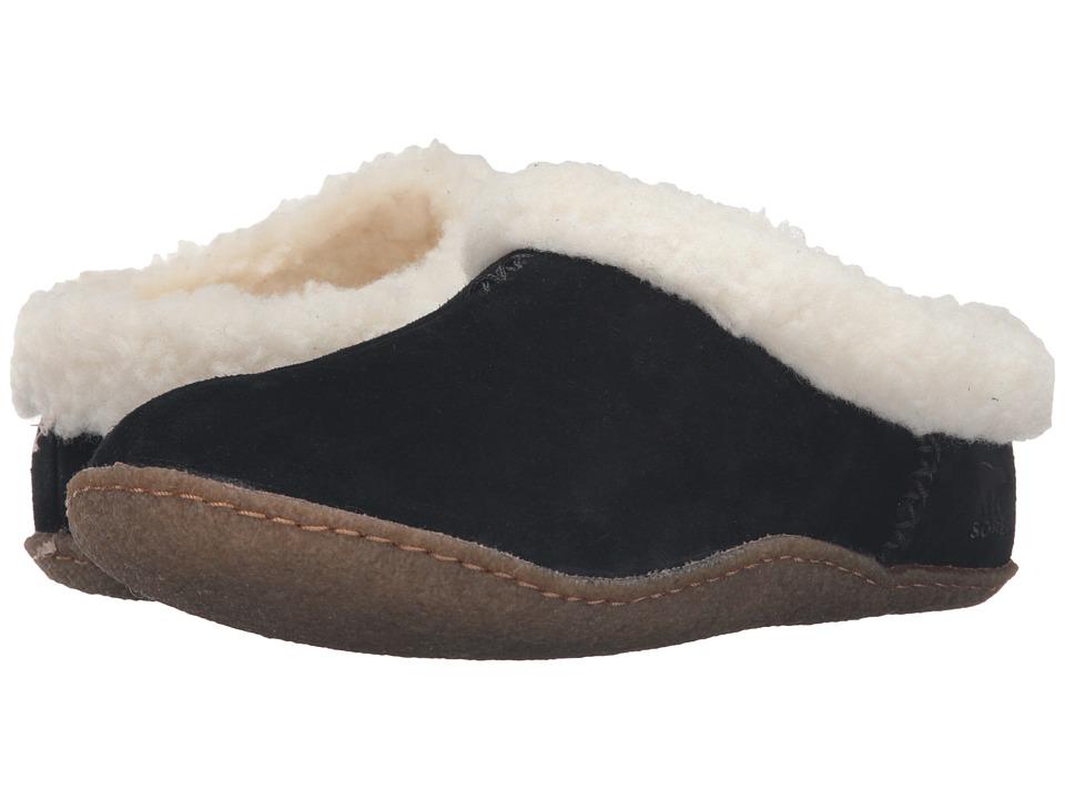 SOREL Nakiska (Black) Slippers