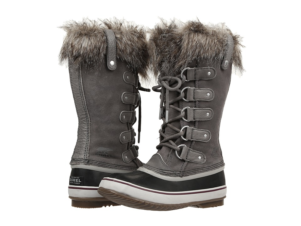 SOREL Joan of Arctictm (Quarry) Women's Waterproof Boots