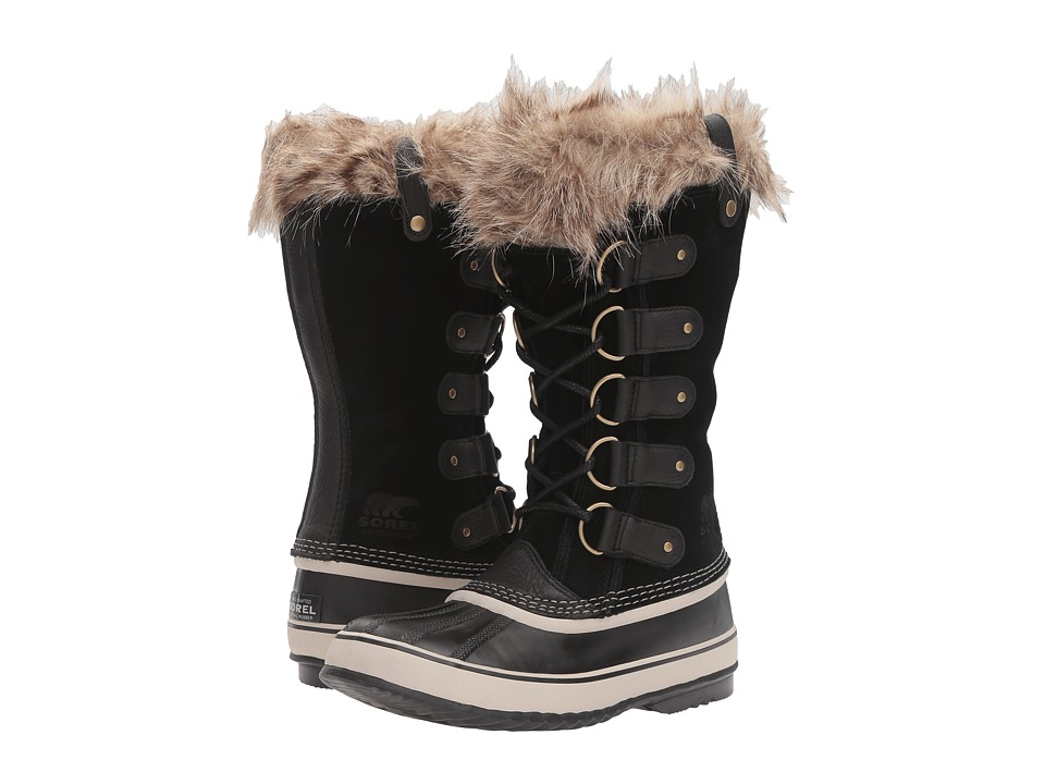 SOREL - Joan of Arctic (Black 2) Women