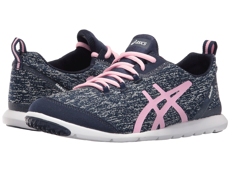 ASICS - Metrolyte (Dark Navy/Light Pink/White) Womens Shoes