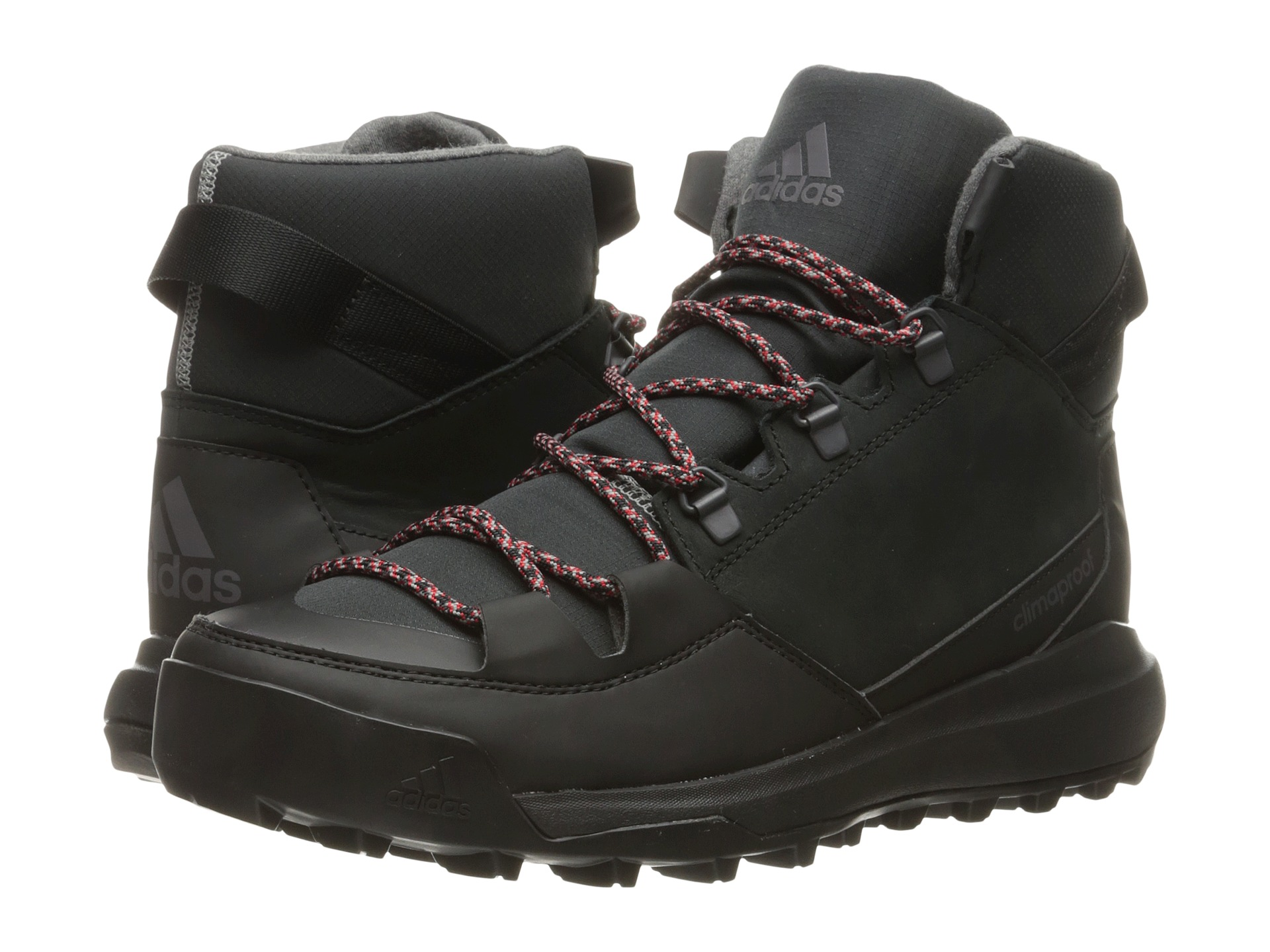 adidas Outdoor CW Winterpitch Mid CP Leather at 6pm.com