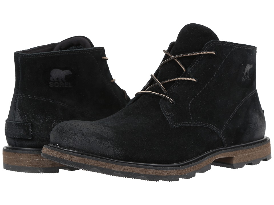 SOREL - Madson Chukka (Black) Men