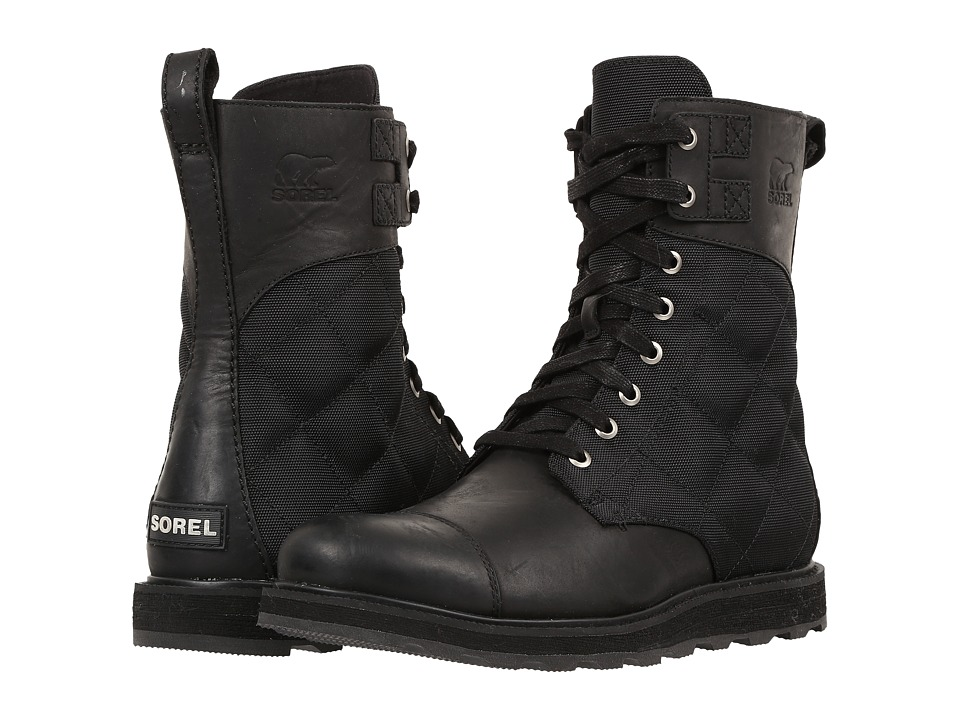 SOREL - Madson Tall Lace (Black) Men