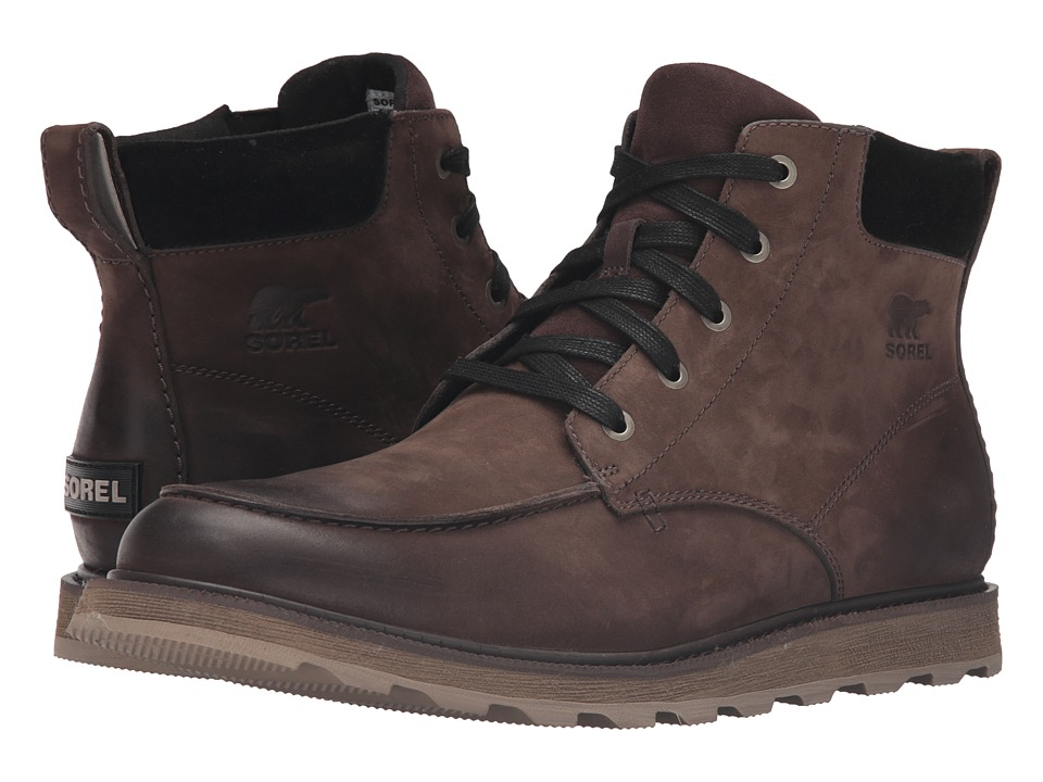 SOREL - Madson Moc Toe (Bruno) Men