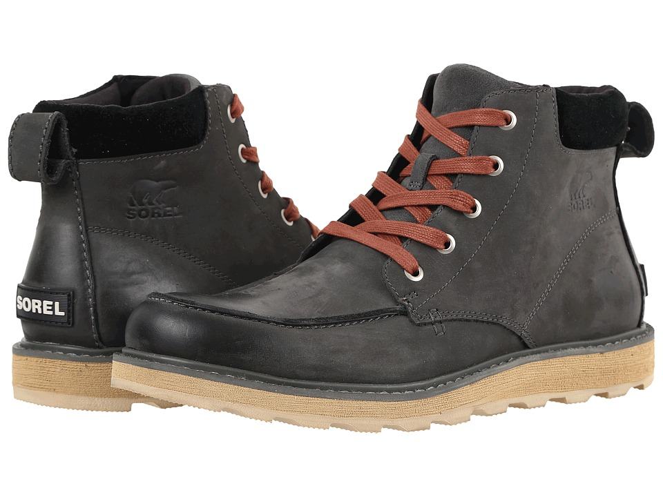 SOREL - Madson Moc Toe (Grill) Men