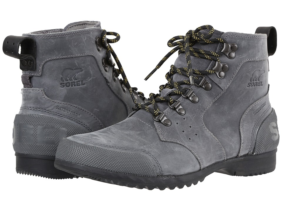 SOREL - Ankeny Mid Hiker (City Grey/Shark) Men