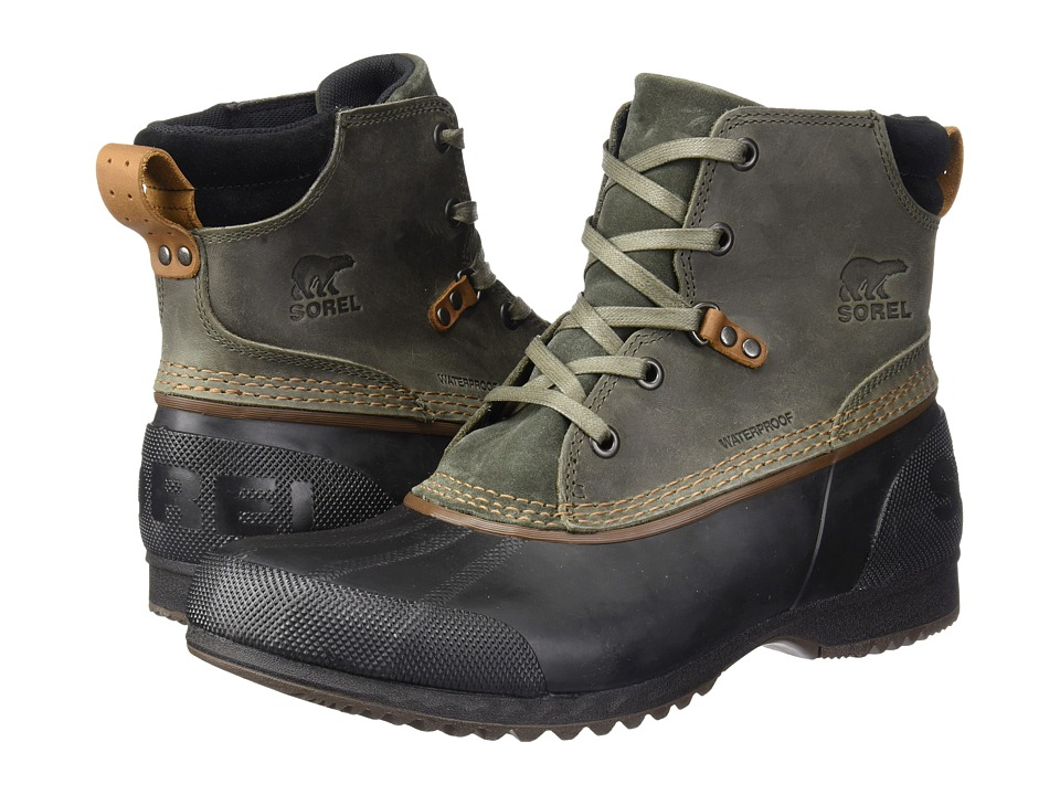 SOREL - Ankeny (Alpine Tundra/Black) Men