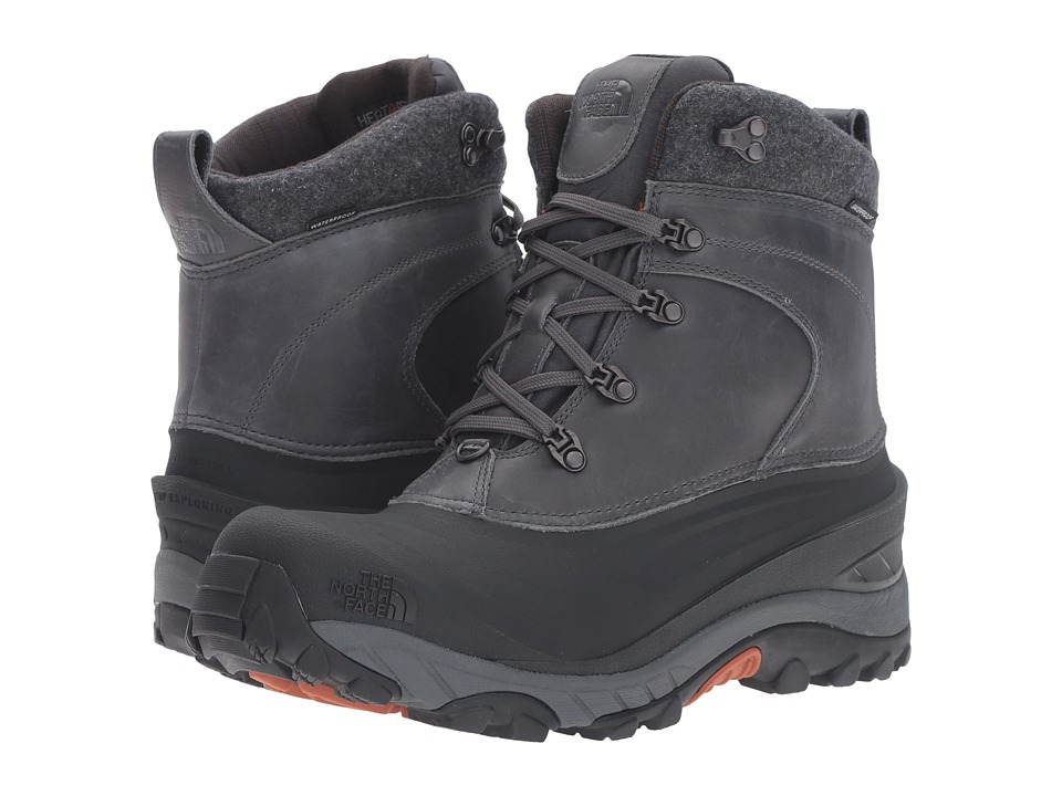The North Face Chilkat LE II Luxe (Dark Shadow Grey/Bombay Orange) Men