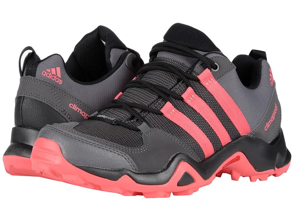 adidas Outdoor - AX 2 CP (Vista Grey/Black/Super Blush) Womens Climbing Shoes