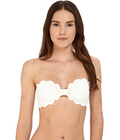 Marysia - Scallop Bandeau Top