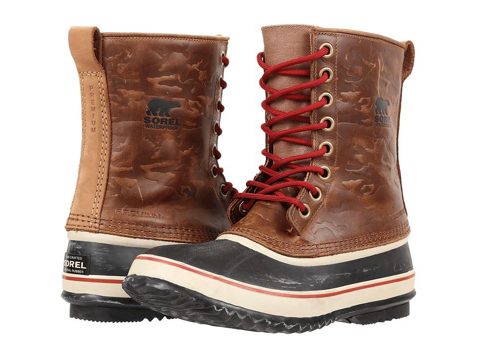 Sorel 1964 Premium T WL (Elk/Black) Men's Cold Weather Boots