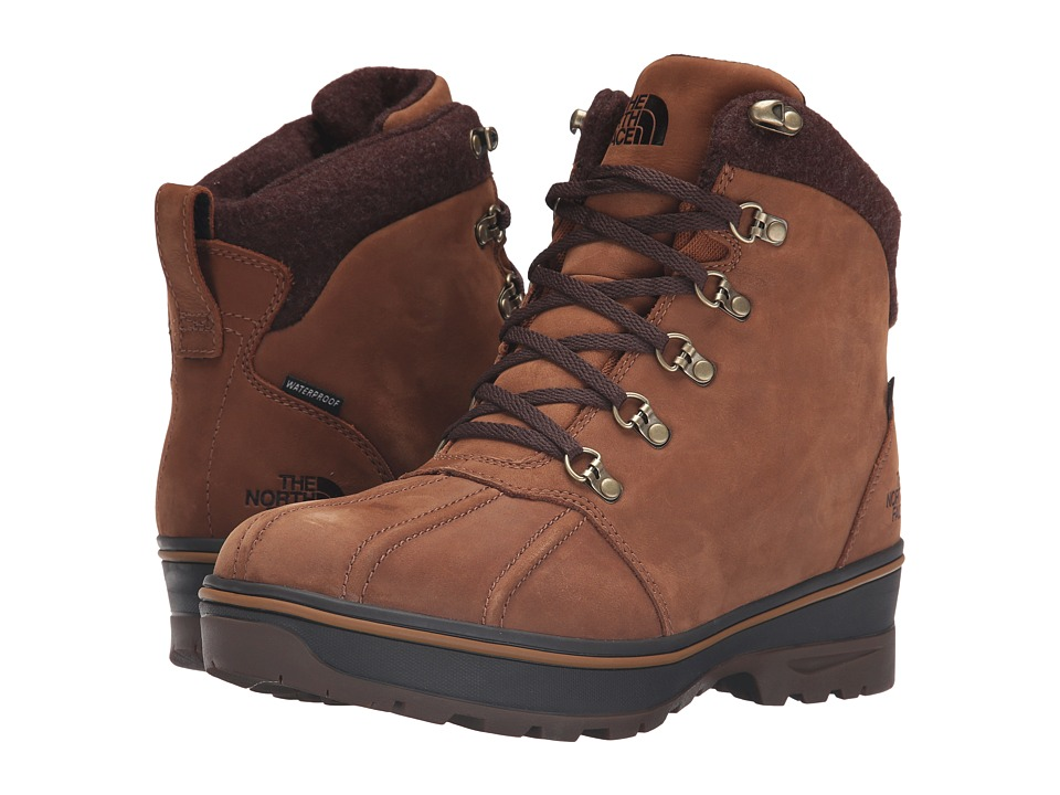 North Face Ballard Duck Boot (Dachshund Brown/Dijon Brown...