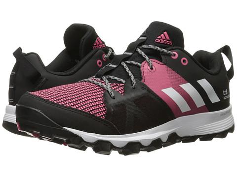 adidas Outdoor Kanadia 8 TR - Black/White/Bahia Pink