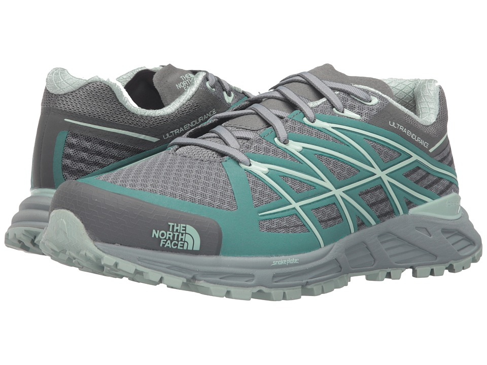 The North Face Ultra Endurance (Sedona Sage Grey/Subtle Green) Women