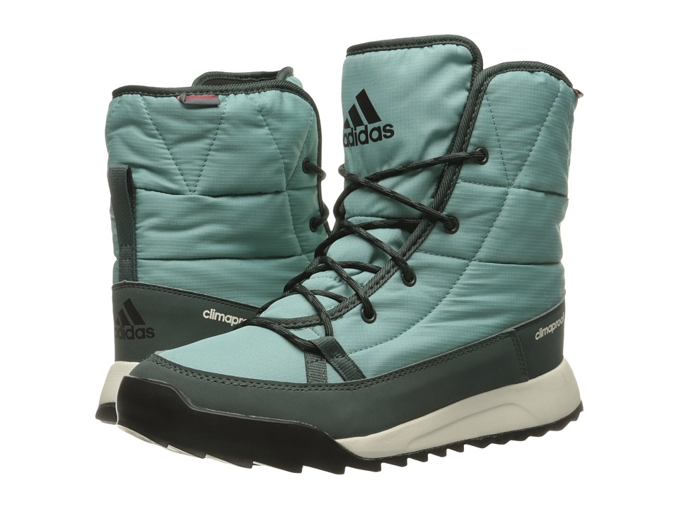 adidas Outdoor CW Choleah Insulated CP (Vapour Steel/Utility Ivy/Black) Women