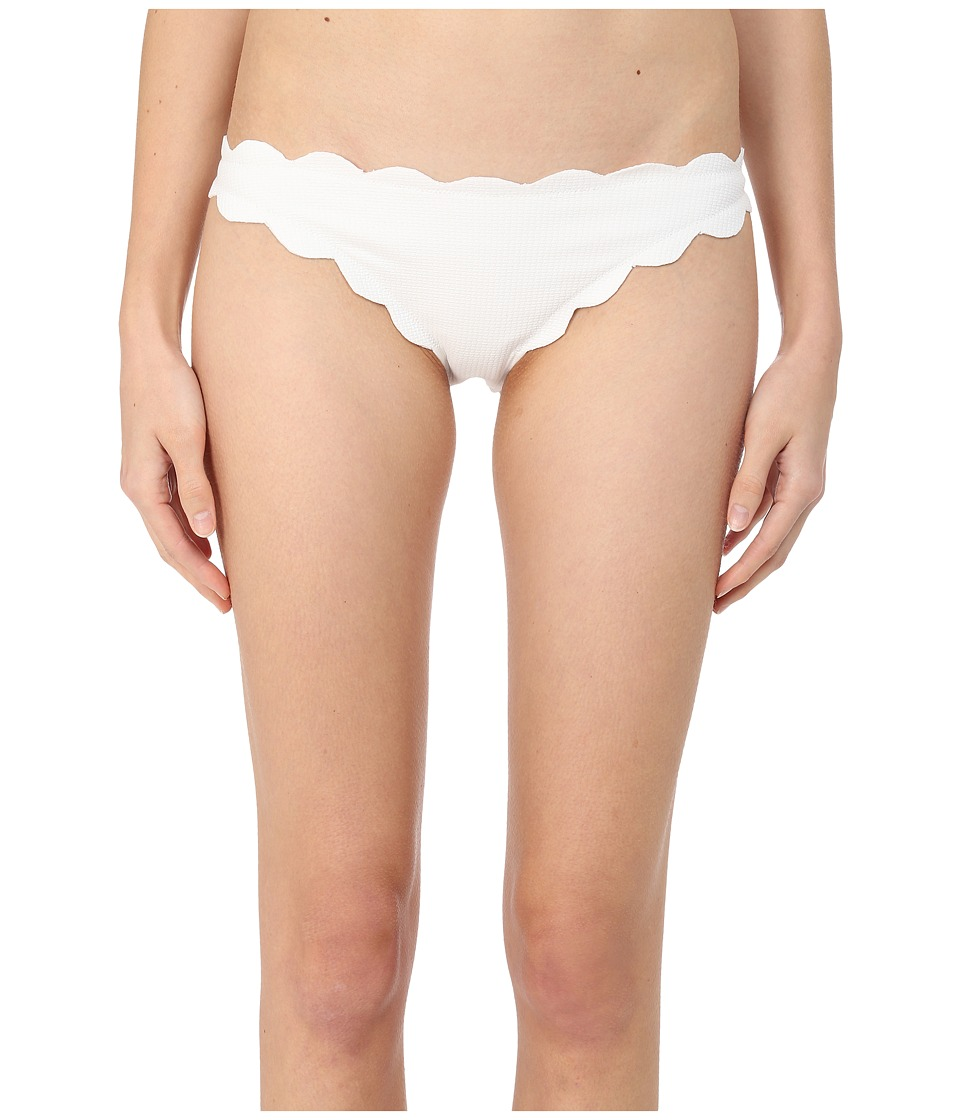 Marysia Antibes Bottoms Off White Womens Swimwear