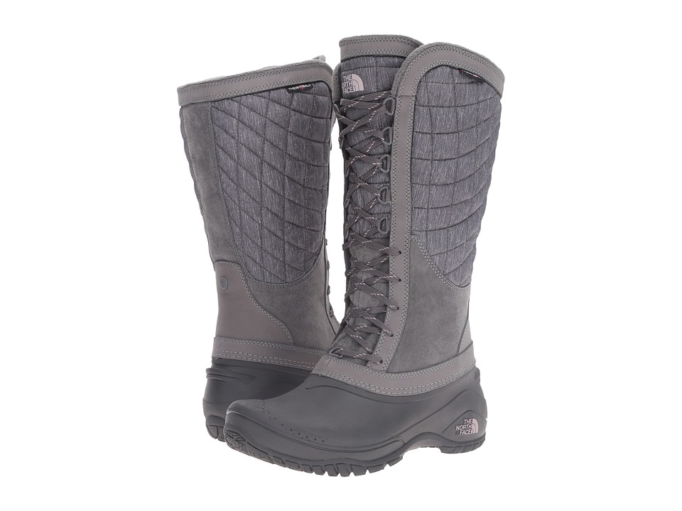 The North Face - ThermoBall Utility (Iron Gate Grey/Quail Grey) Women