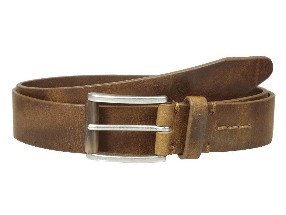 Allen Edmonds Horn Ridge Tan Mens Belts
