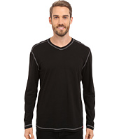 Agave Denim - Nichols Baseball V-Neck Long Sleeve