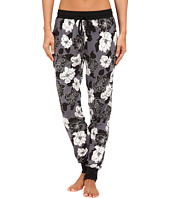 P.J. Salvage - Black Night Floral Jogger