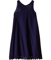 Ella Moss Girl - Susie Sleeveless Eyelet Dress (Big Kids)