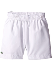 Lacoste Kids - Taffeta Tennis Shorts with Side Stripe (Little Kids/Big Kids)