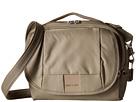 Pacsafe Metrosafe LS140 Compact Shoulder Bag (Sandstone)