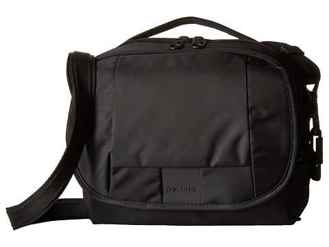 Pacsafe Metrosafe LS140 Compact Shoulder Bag - Black