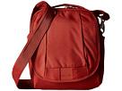 Pacsafe Metrosafe LS200 Shoulder Bag (Vintage Red)