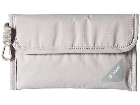 Pacsafe Coversafe V50 RFID Passport Protector - Grey