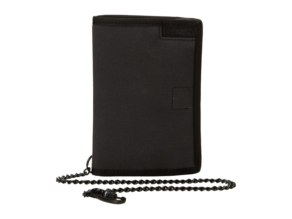 Pacsafe - RFIDsafe Z150 Compact Organizer (Charcoal) Wallet