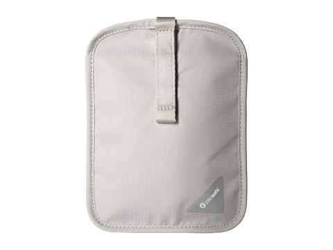 Pacsafe Coversafe V60 RFID Secret Belt Wallet - Grey