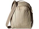 Pacsafe Metrosafe LS250 Shoulder Bag (Sandstone)