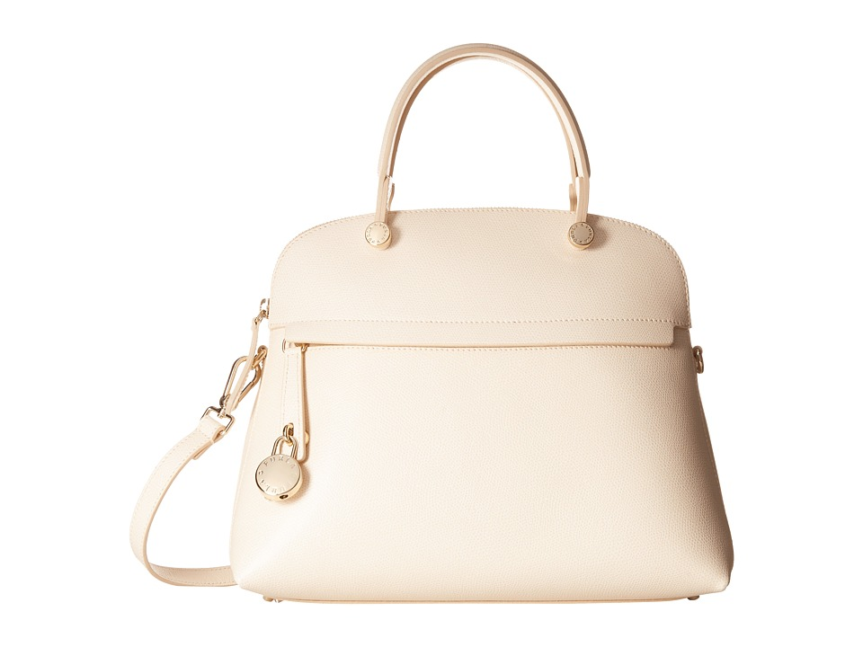 Furla - Piper Medium Dome (Conchiglia) Satchel Handbags